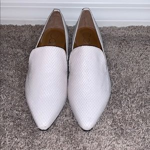 42db4e3a2d3 Calvin Klein - Elin Matte snake Loafers